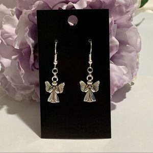 Angel Fashion Dangle Earrings